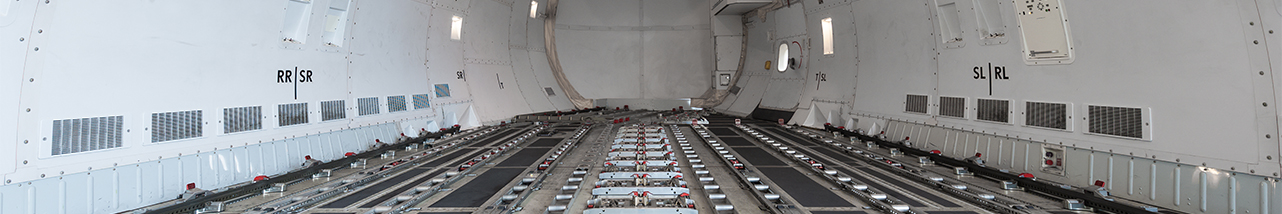 Cargo Aircraft Interior