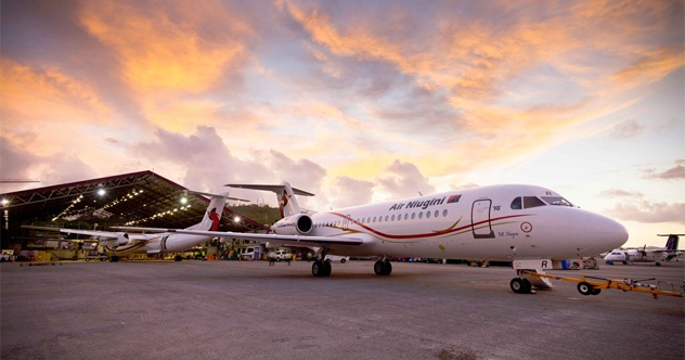 Air Niugini awards customers as part of PNG's 40th anniversary promotion
