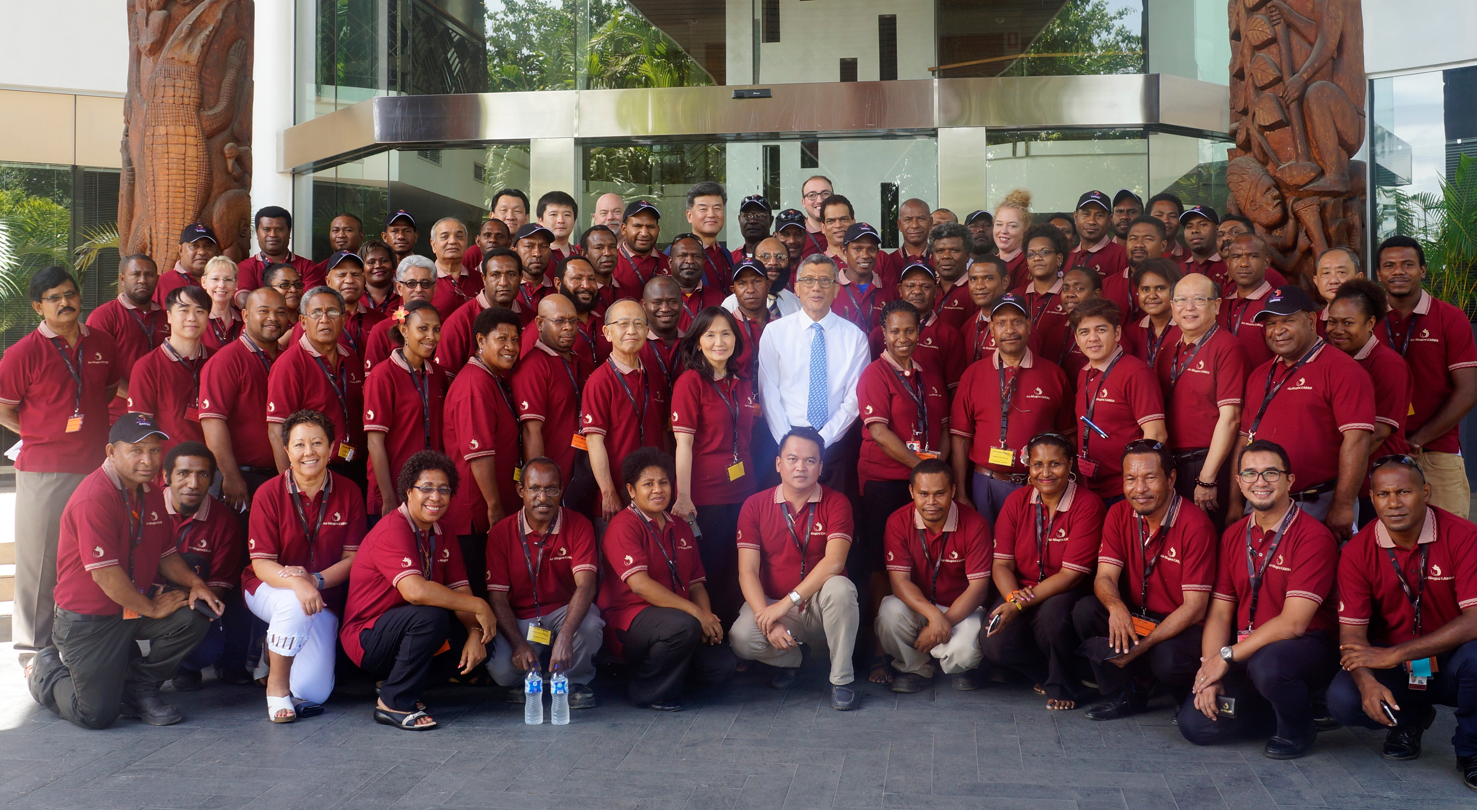 Air Niugini Cargo Conference – 2016