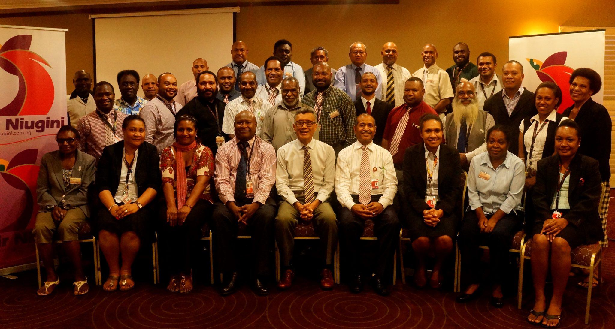 Port Managers' Conference – 2016, Port Moresby