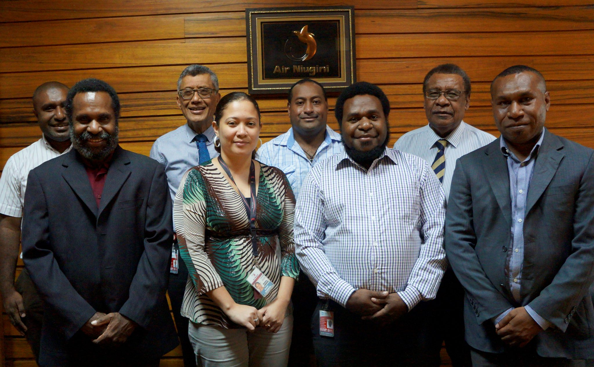 Air Niugini staff awarded Masters Degree in Human Resource Management