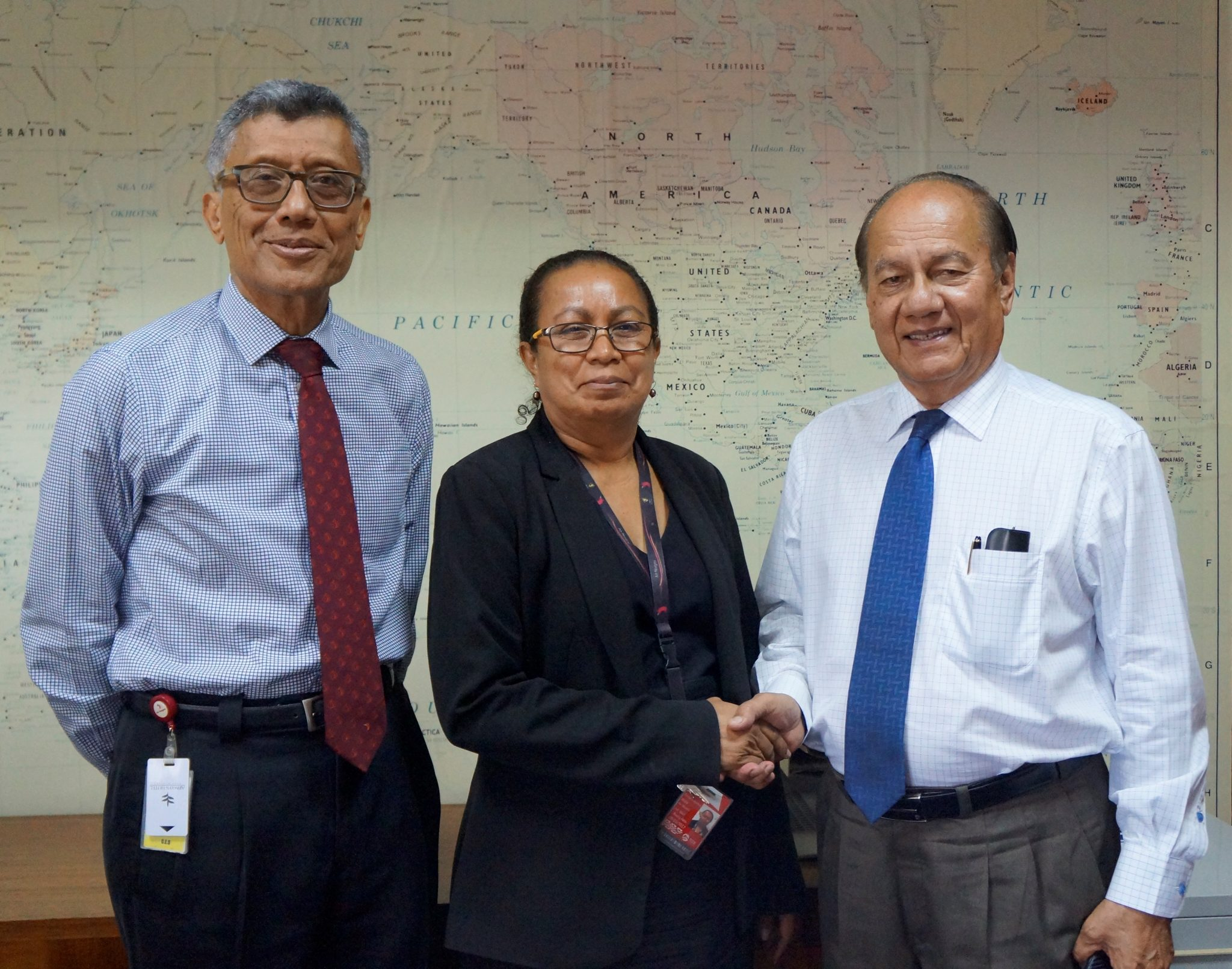 Air Niugini appoints a new General Manager to look after its subsidiary, Properties & Facilities