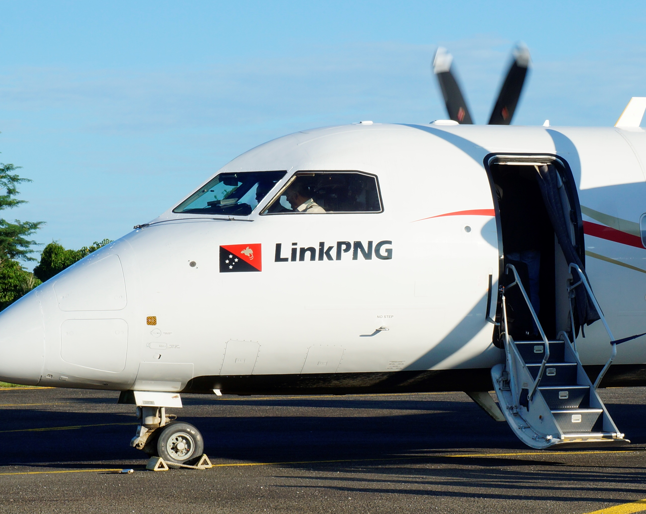 Link PNG resumes flights to Mendi, SHP.