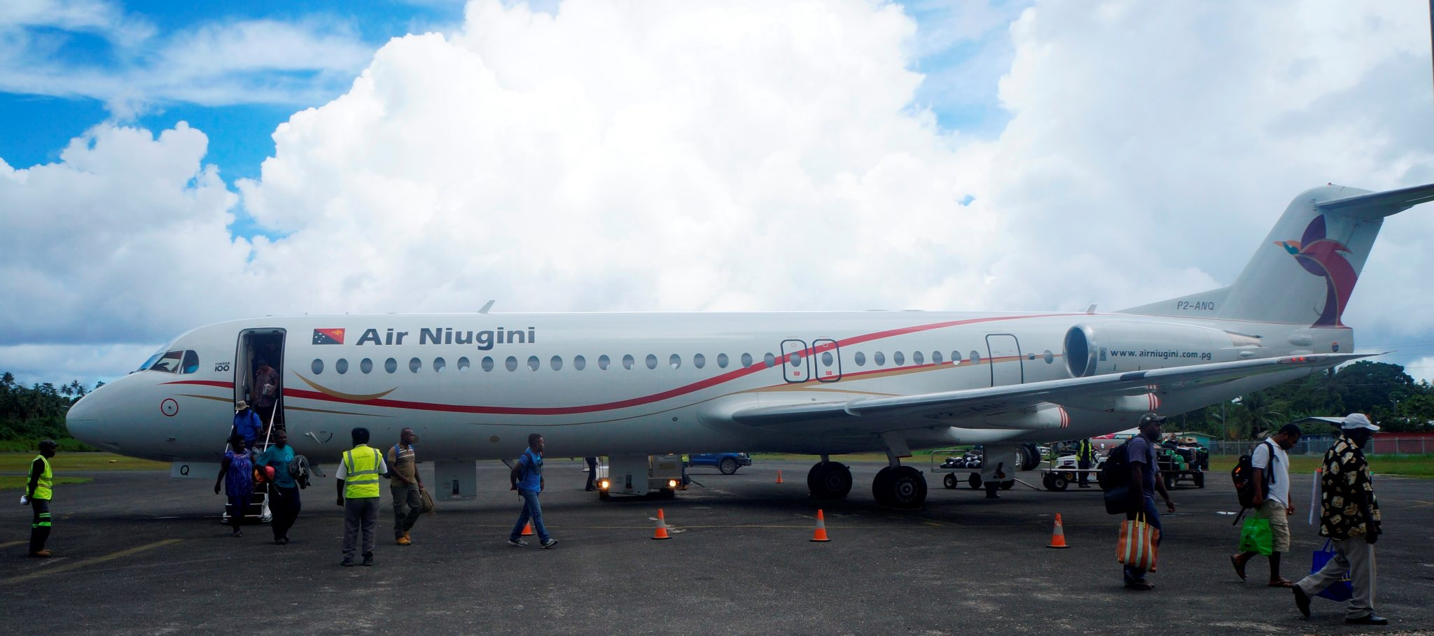 Air Niugini Resumes Jet Operations To Kieta