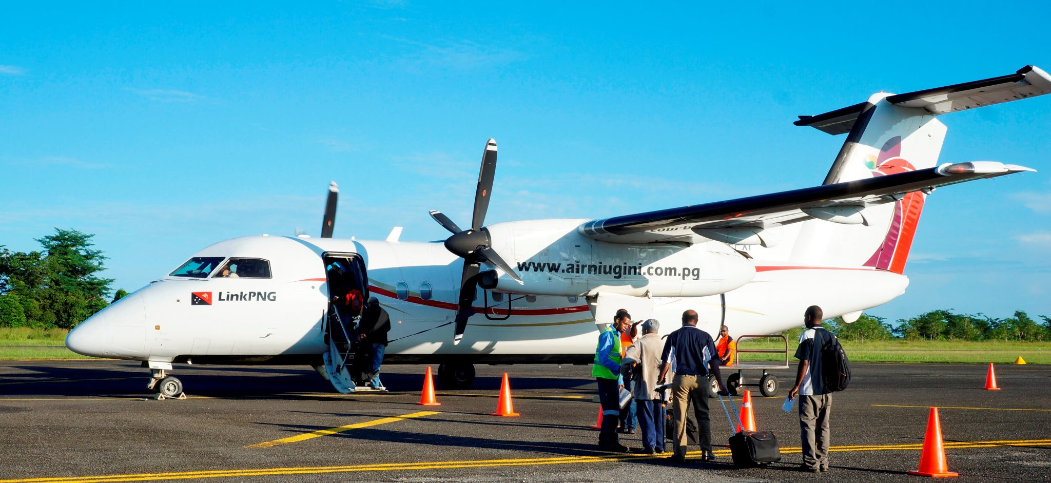 Rabaul Services Will Be Temporarily Operated By Dash 8 From 22nd February 2019