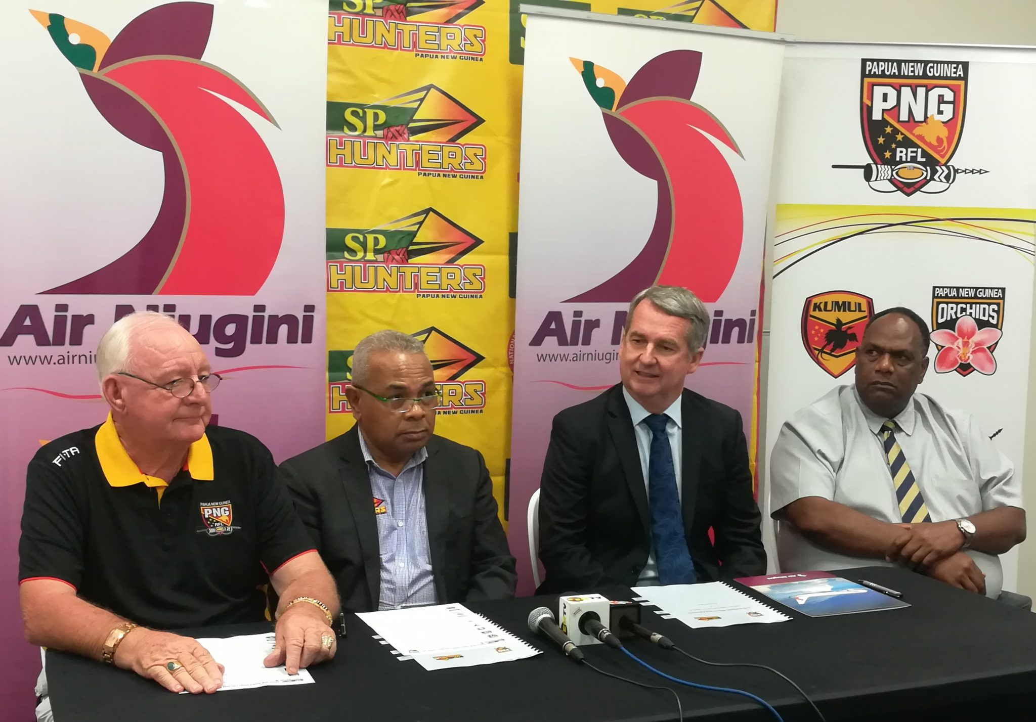 Air Niugini And PNGRFL Extend Travel Sponsorship