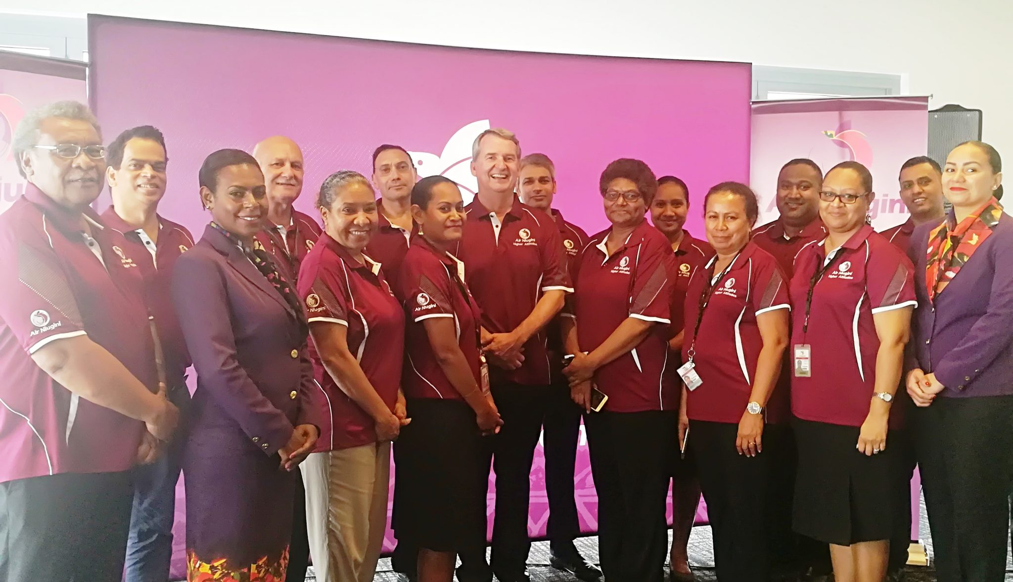 Air Niugini Announces Higher Altitude Program