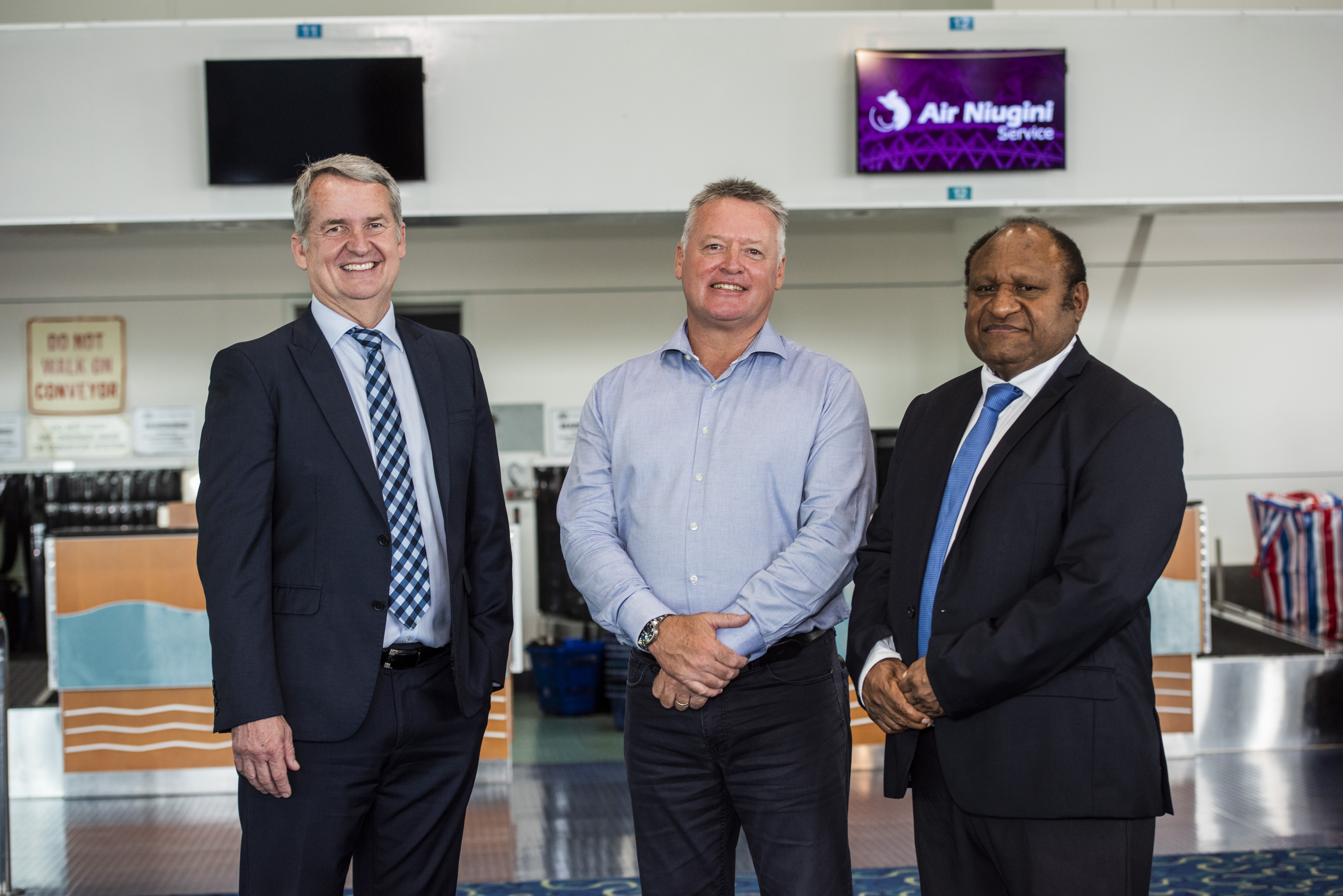 Air Niugini Steps In Where Cathay Pacific Left Off