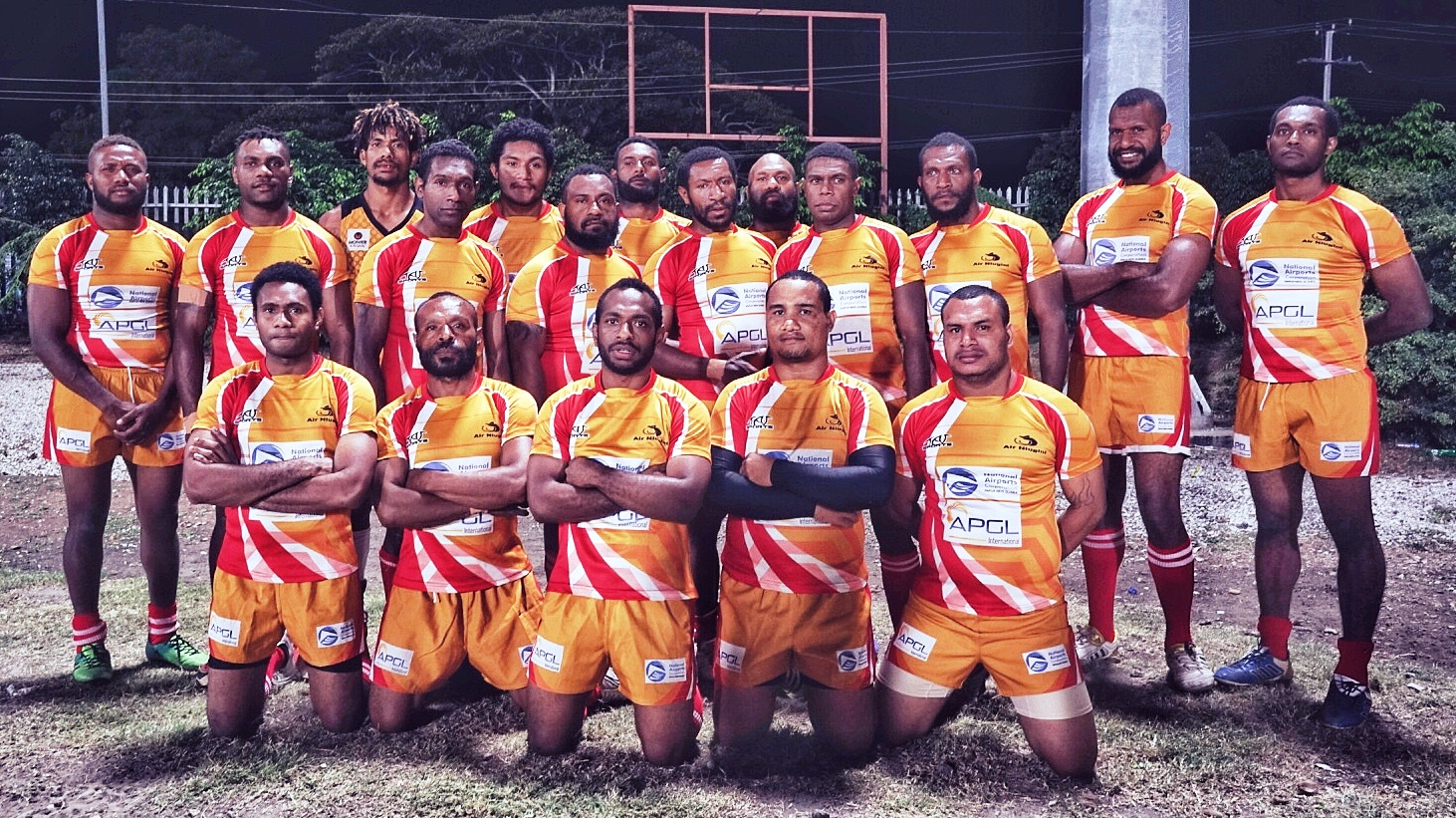 PX Falcons Set For 2019 Corporate 9s Finals