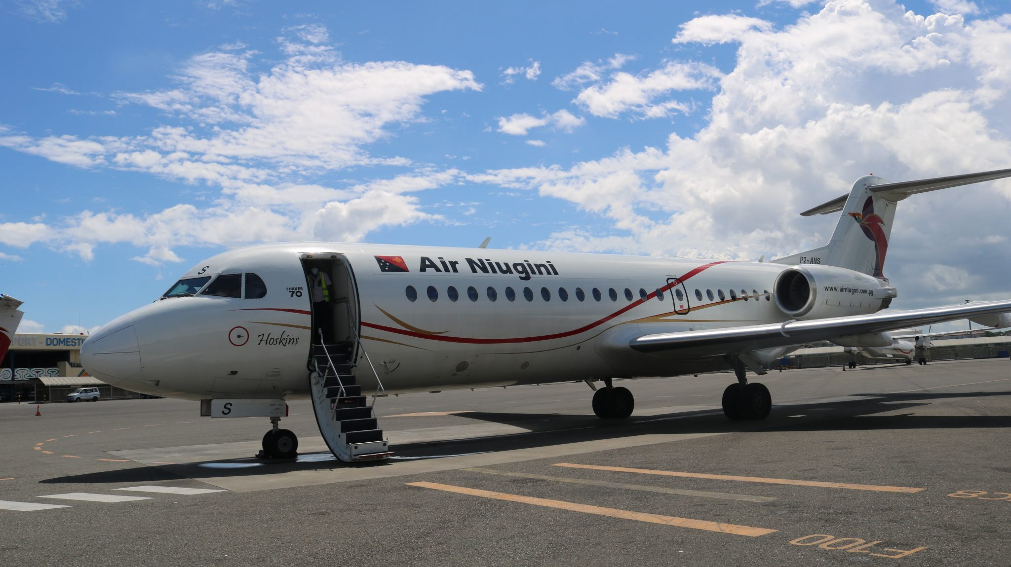 Air Niugini open flights to additional domestic destinations