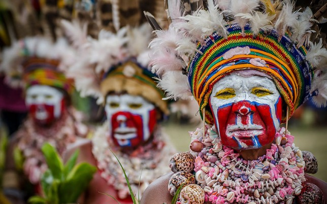 Visiting Papua New Guinea