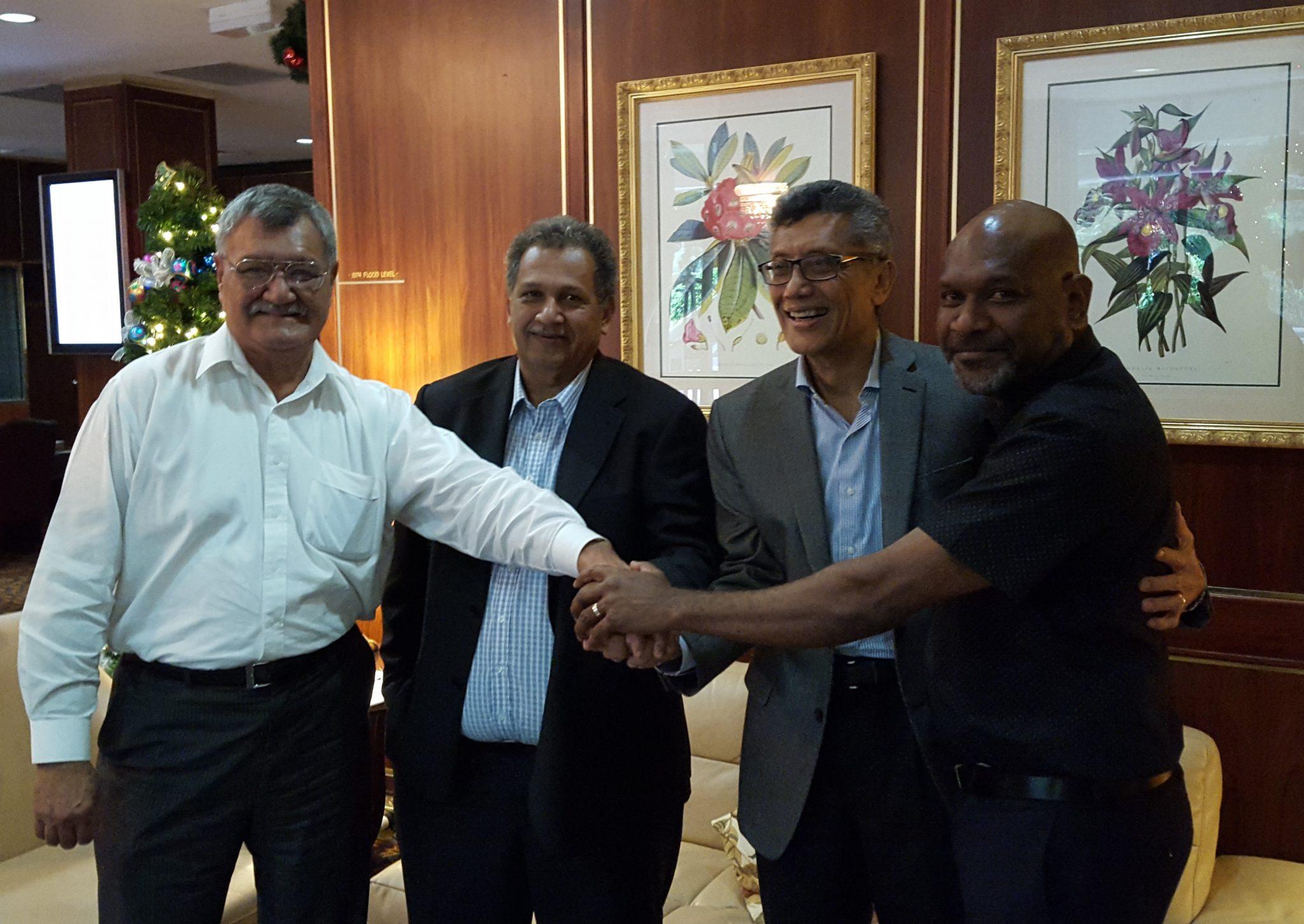 Melanesian Partnership in Aviation