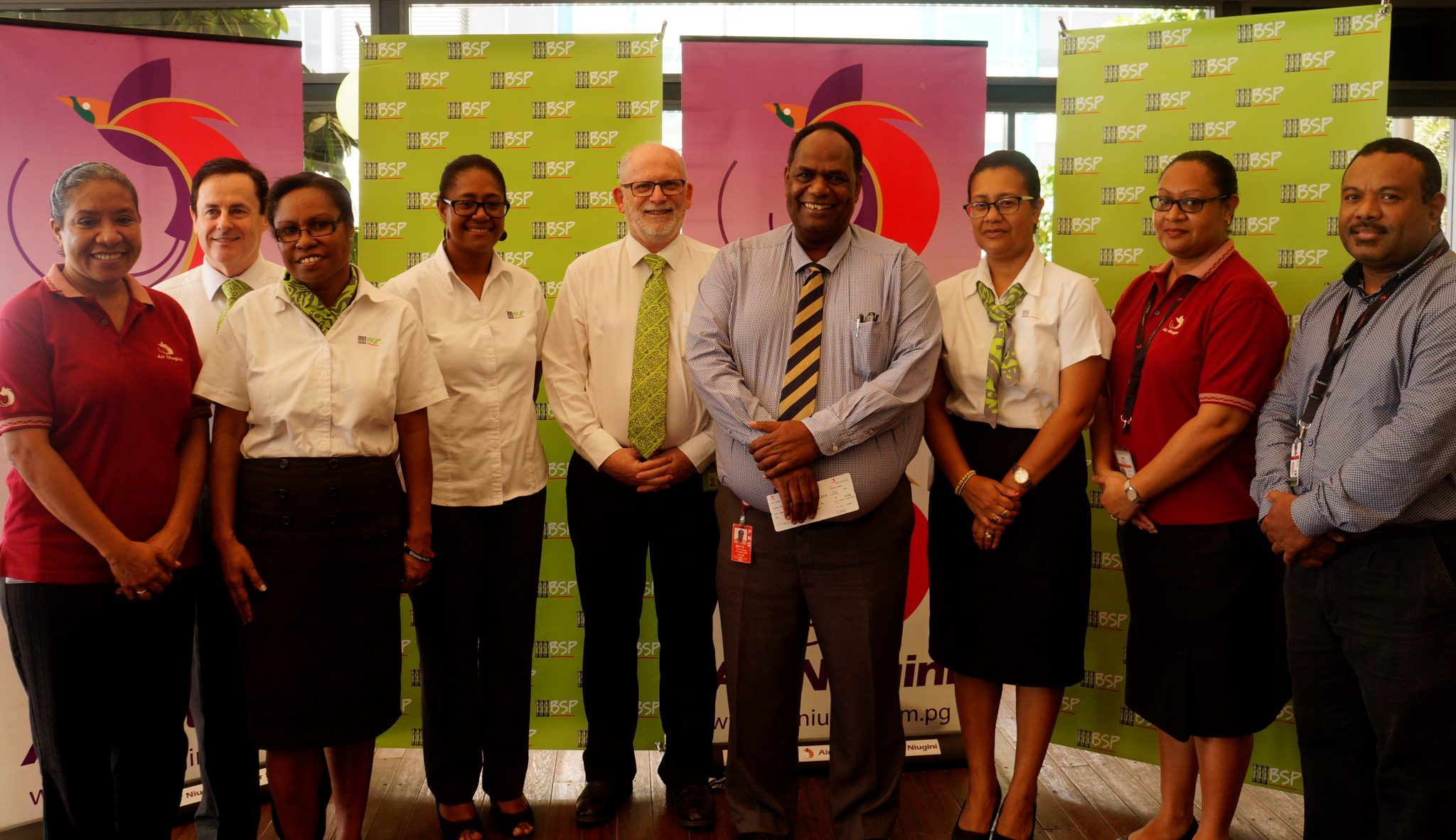 Air Niugini ticket payment through BSP Mobile Banking