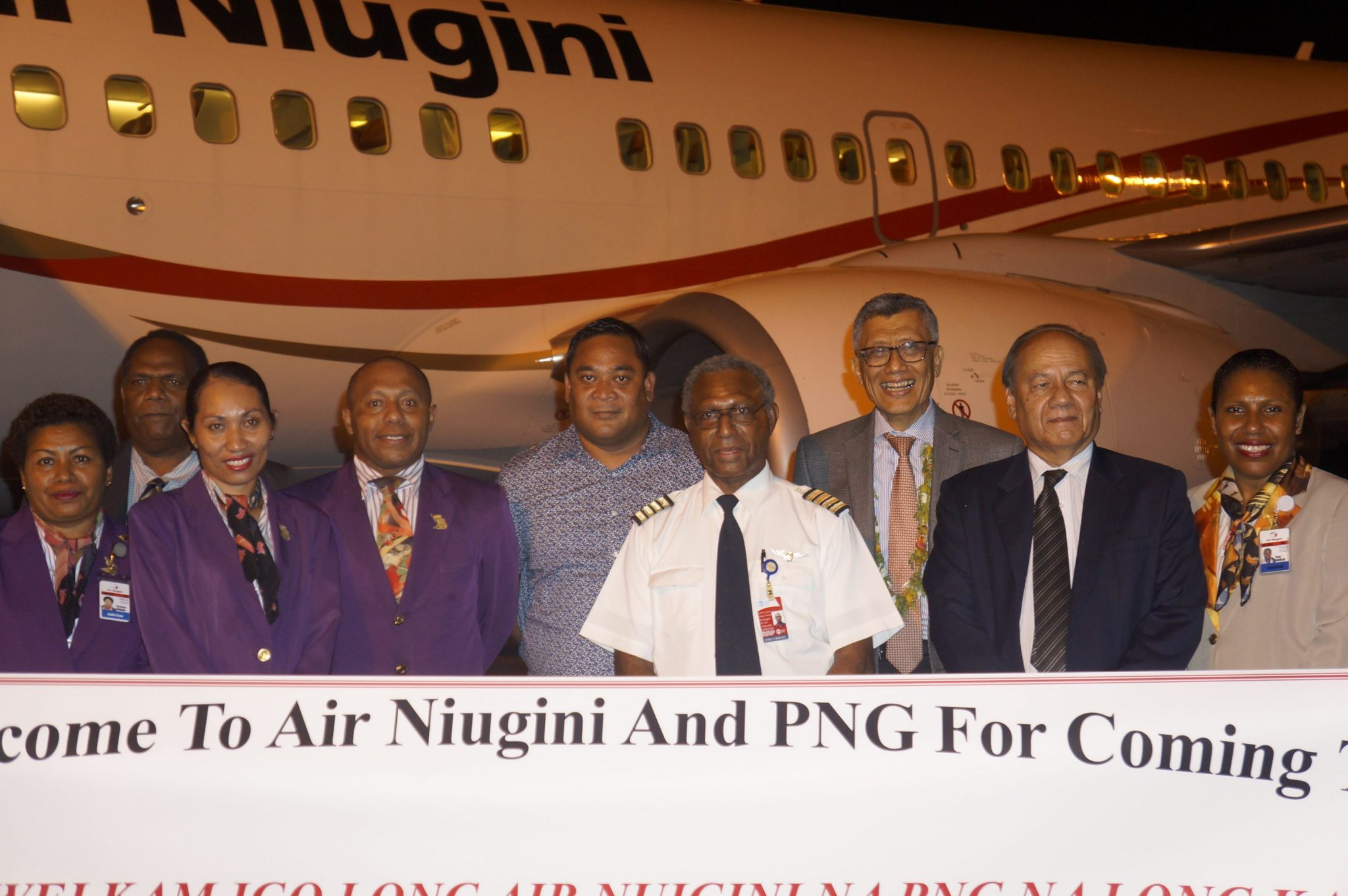 Air Niugini commences services to Federated States of Micronesia