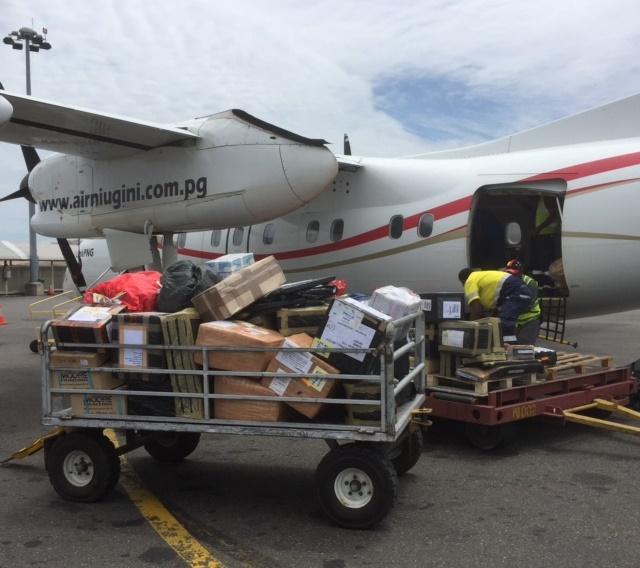 Link PNG introduces 'combi' flights