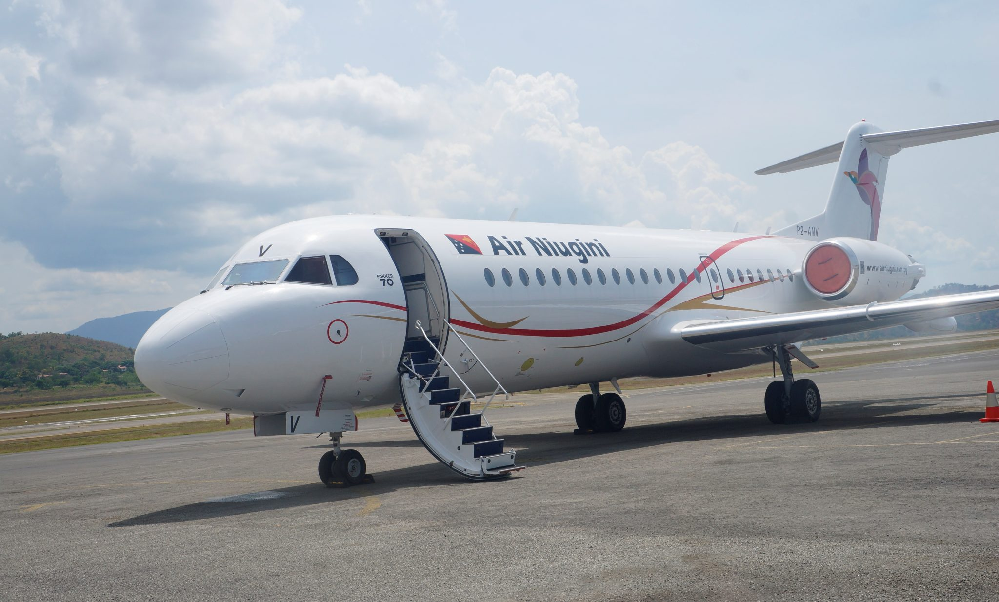 Air Niugini new flight schedule