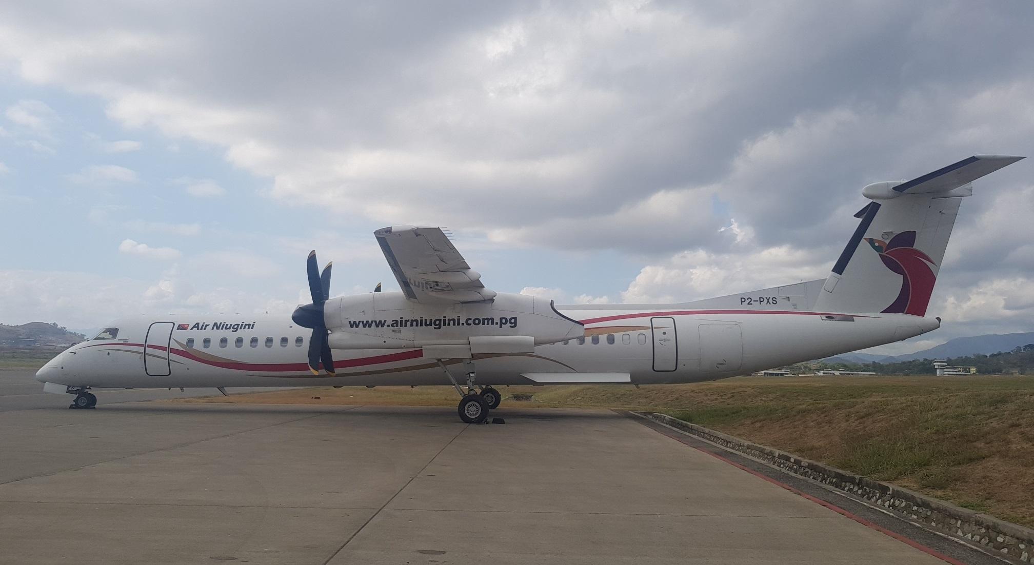 Air Niugini All-Jet Operations