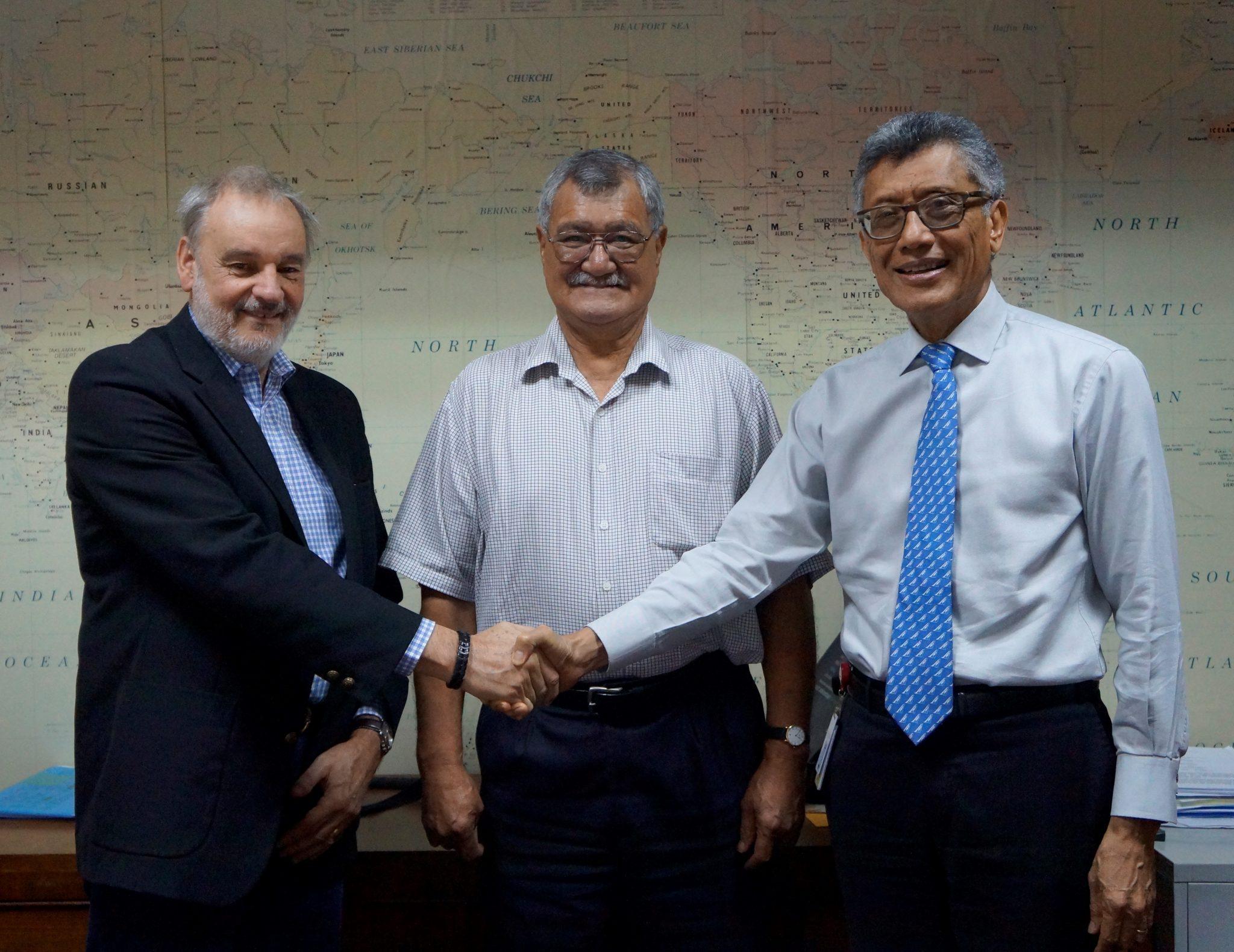 Air Niugini welcomes new ASPA Chairman