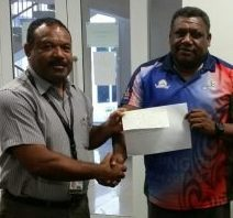 PNG Games Committee Opens a UATP Account