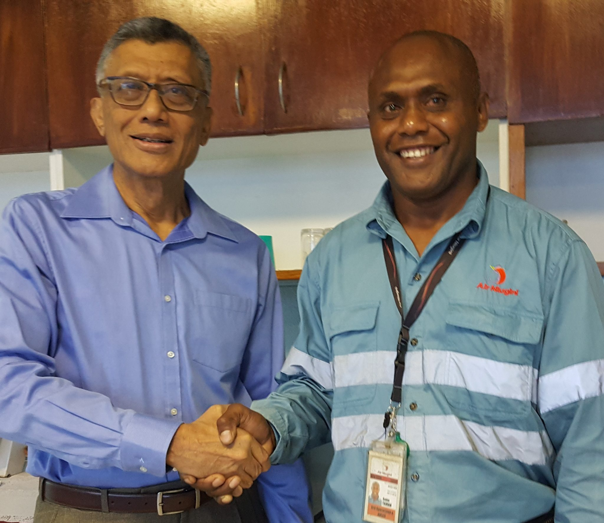 Air Niugini appoints a new NGI Regional Sales Manager