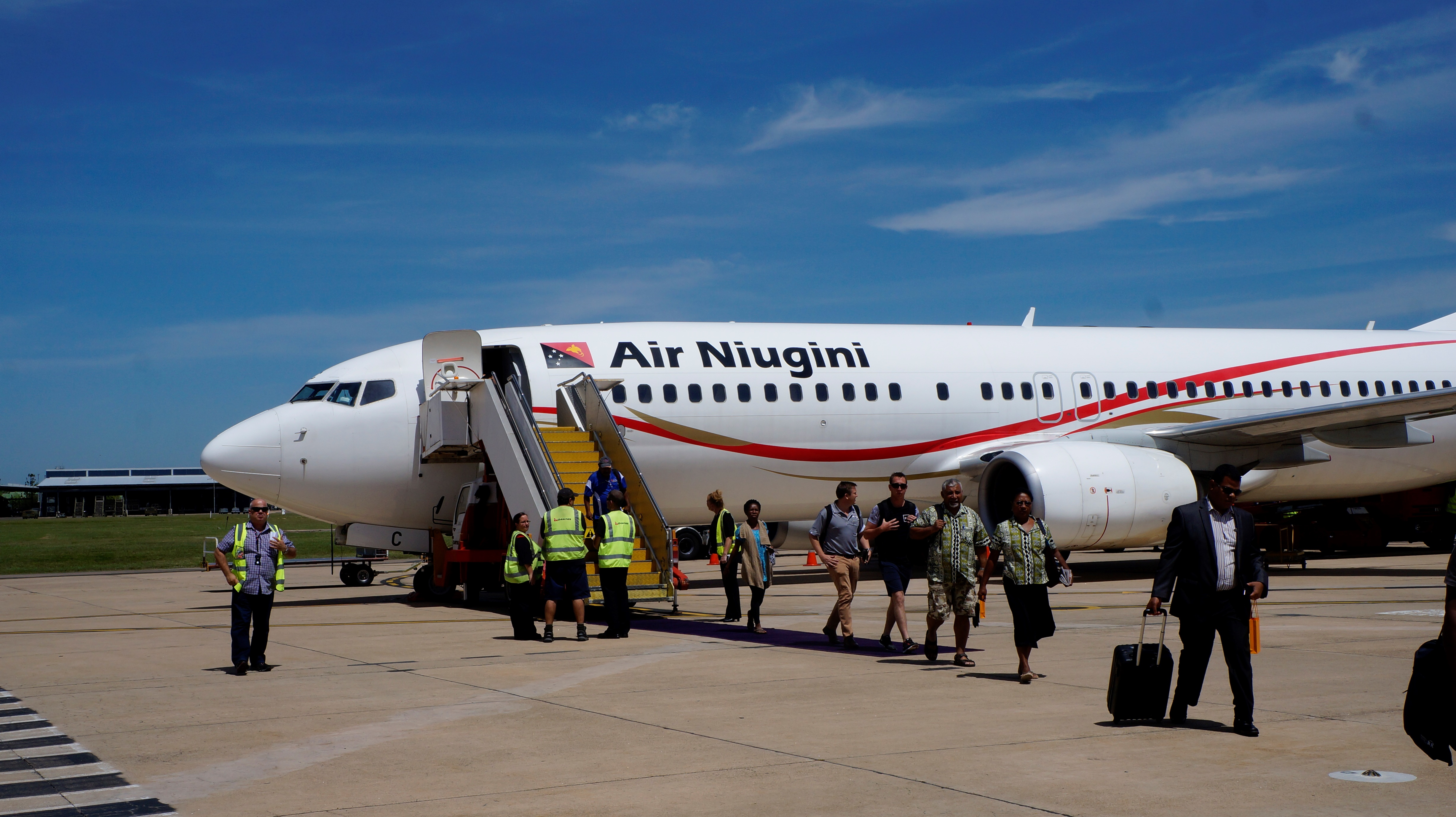 Air Niugini to upgrade services to Cairns, Chuuk and Pohnpei