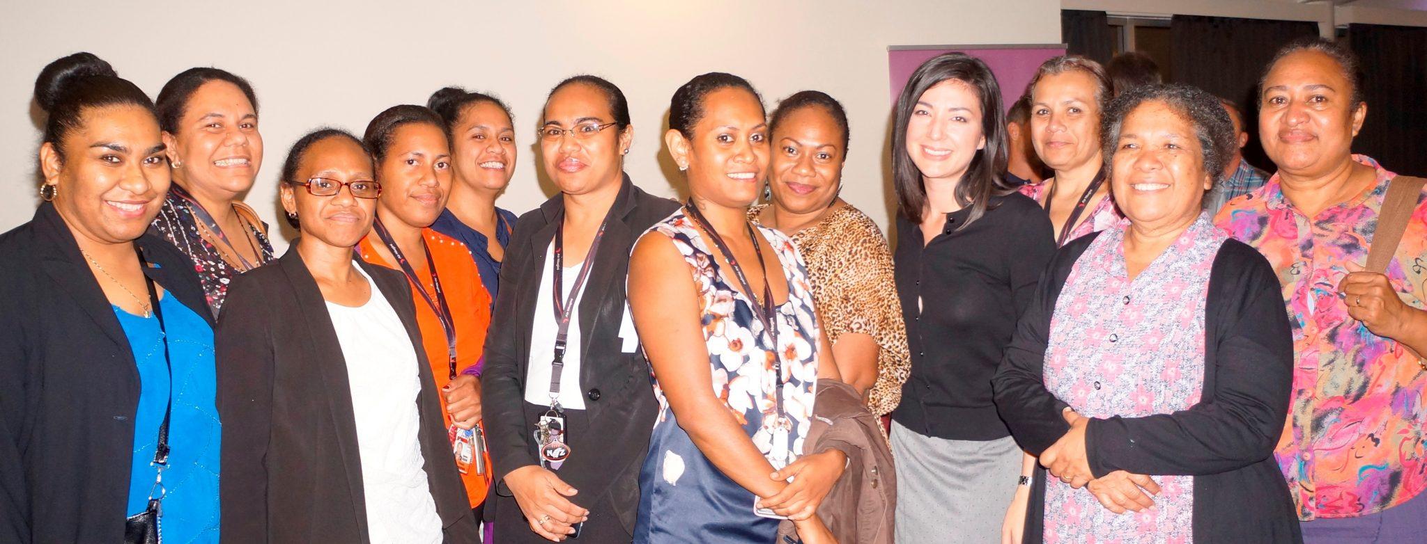 Air Niugini commemorates International Women's Day