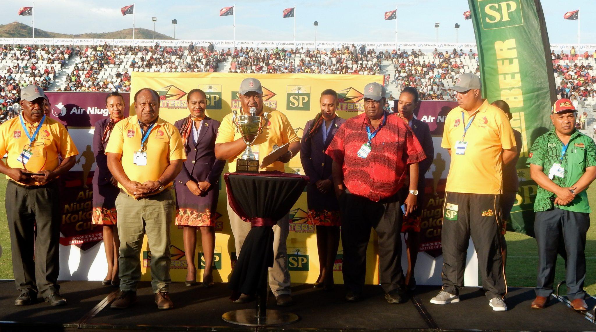 Air Niugini successfully hosts 2nd Annual Kokoda Cup