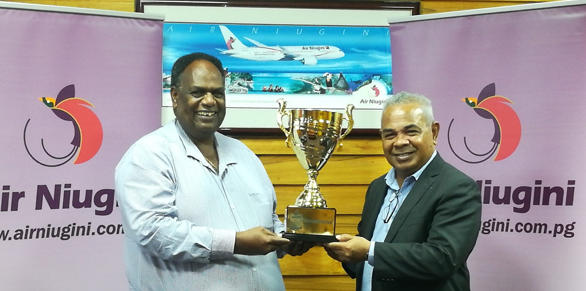 2018 Air Niugini Kokoda Cup