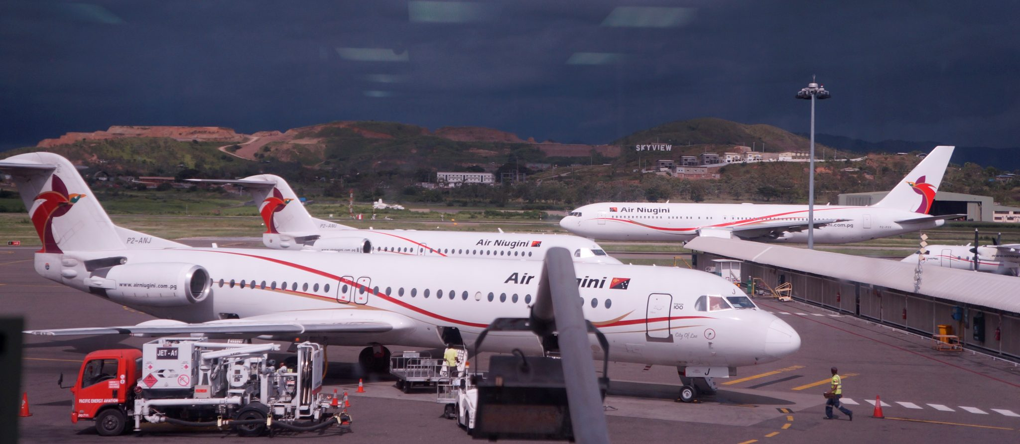Best Ever On Time Performance by Air Niugini