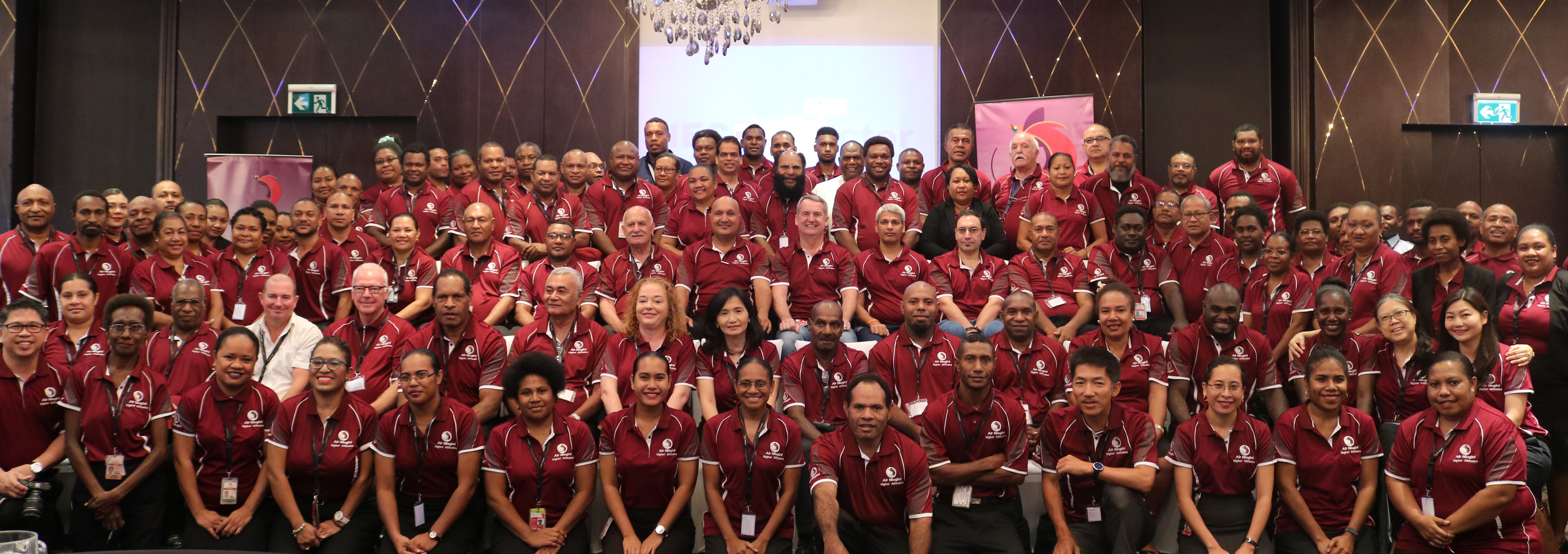 2019 Air Niugini Ground Operations and Aviation Security conference