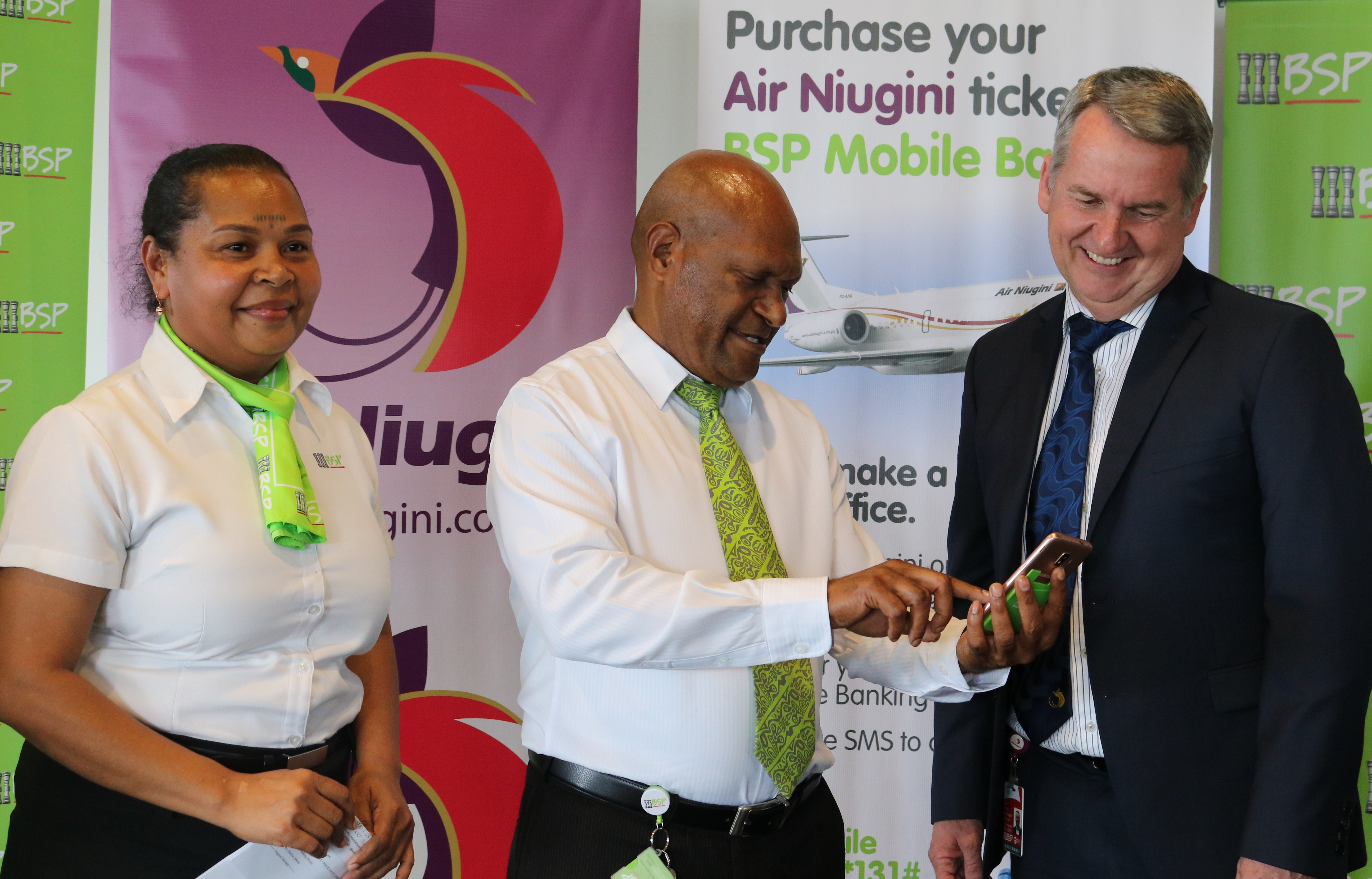 Mobile Ticketing Relaunched