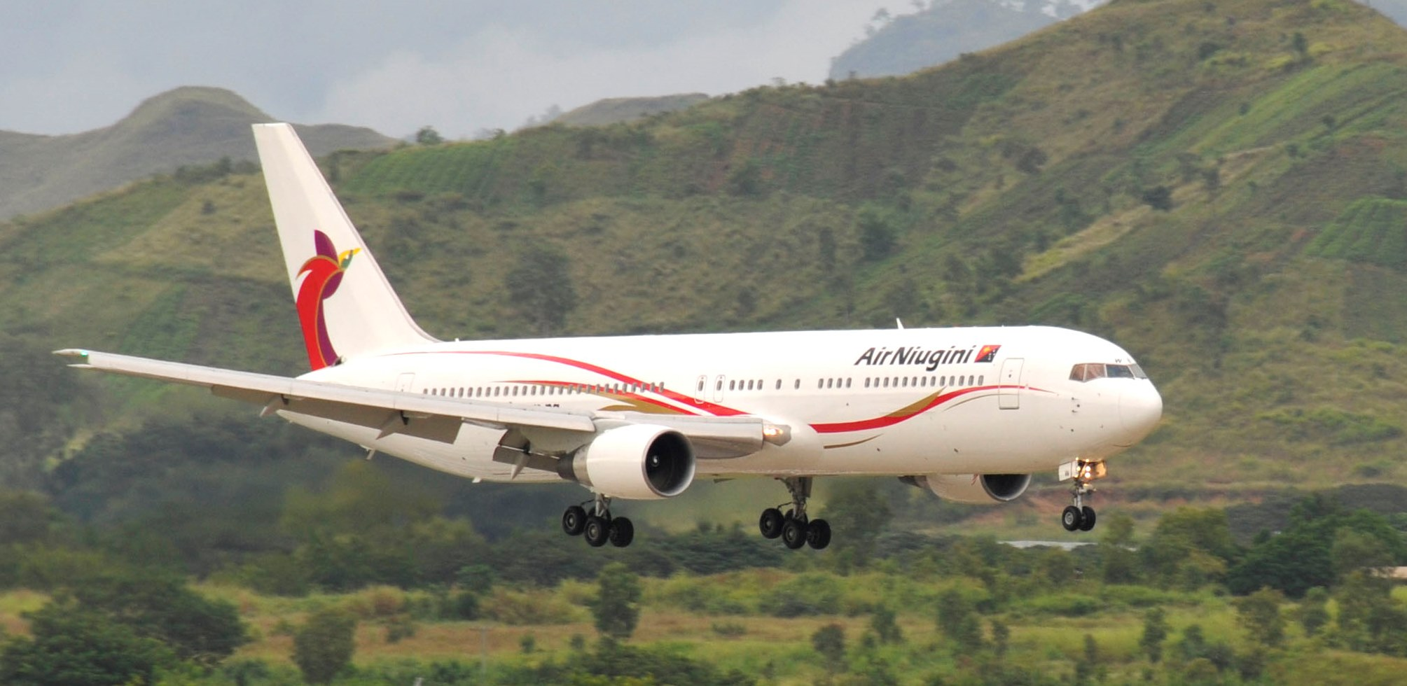 Air Niugini Ready To Take Up The Cairns/Hong Kong Route via Port Moresby