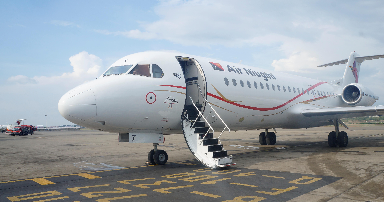 Air Niugini Cairns Services