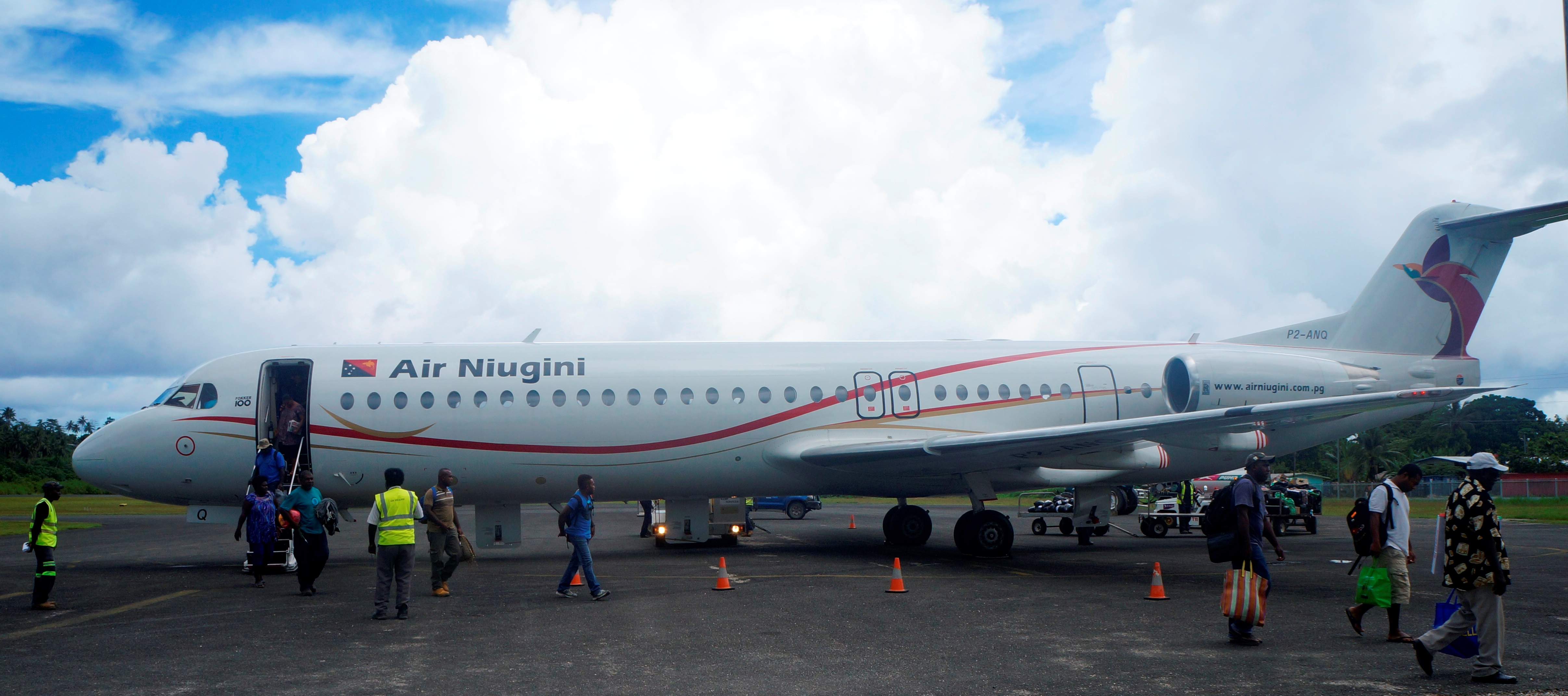 Air Niugini Suspends Operation To Buka , But Increases Flights To Kieta