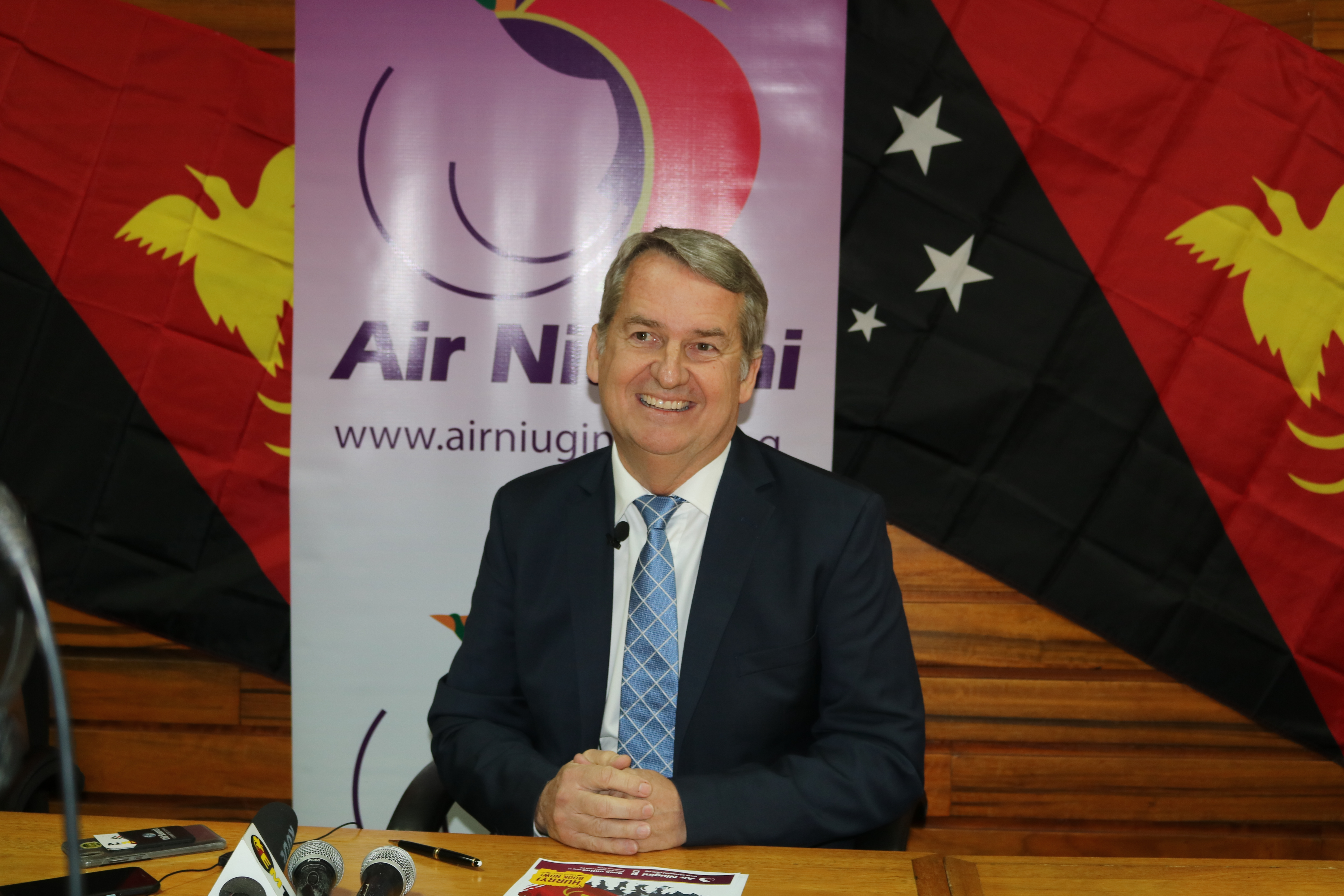 AIR NIUGINI K44 INDEPENDENCE FLASH SALE A SUCCESS