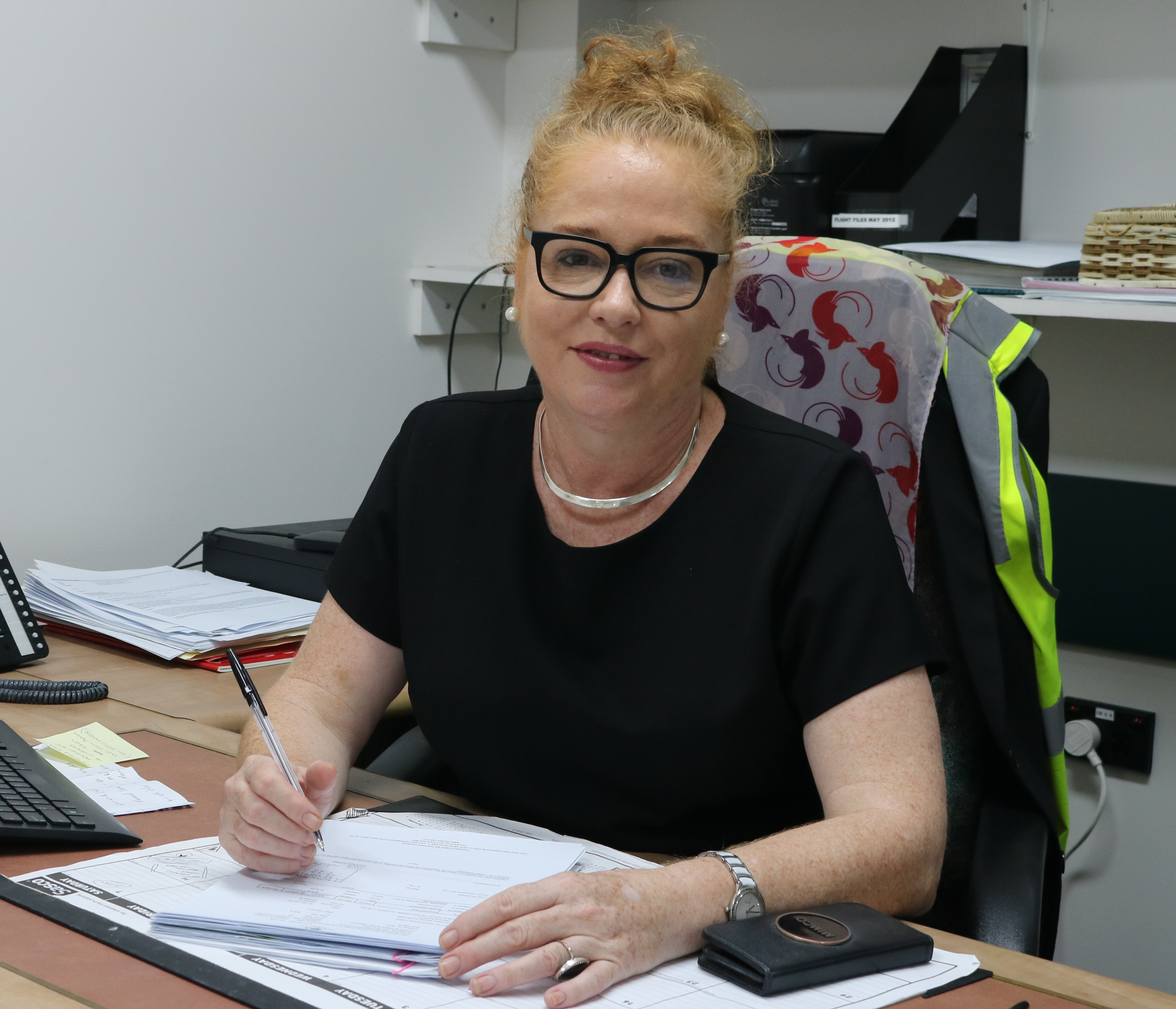 Female Gets Top Post In Airport & Cargo Operations In Australia