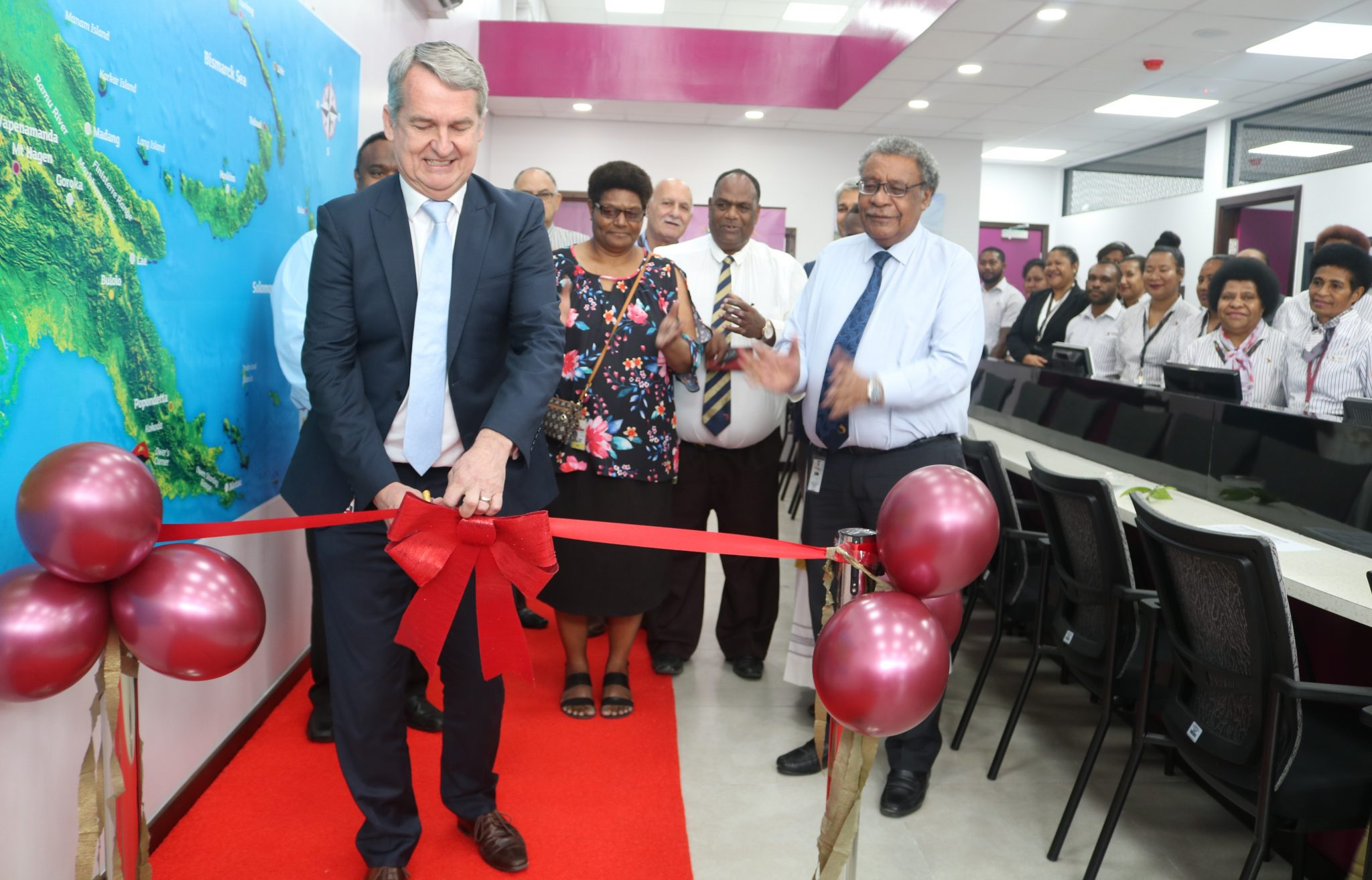 Air Niugini Opens New Sales Office At Waigani Central