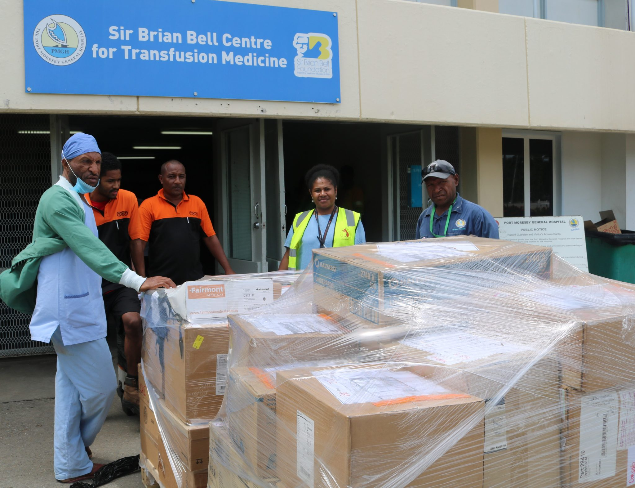 Air Niugini Continues Support For Annual Operation Open Heart