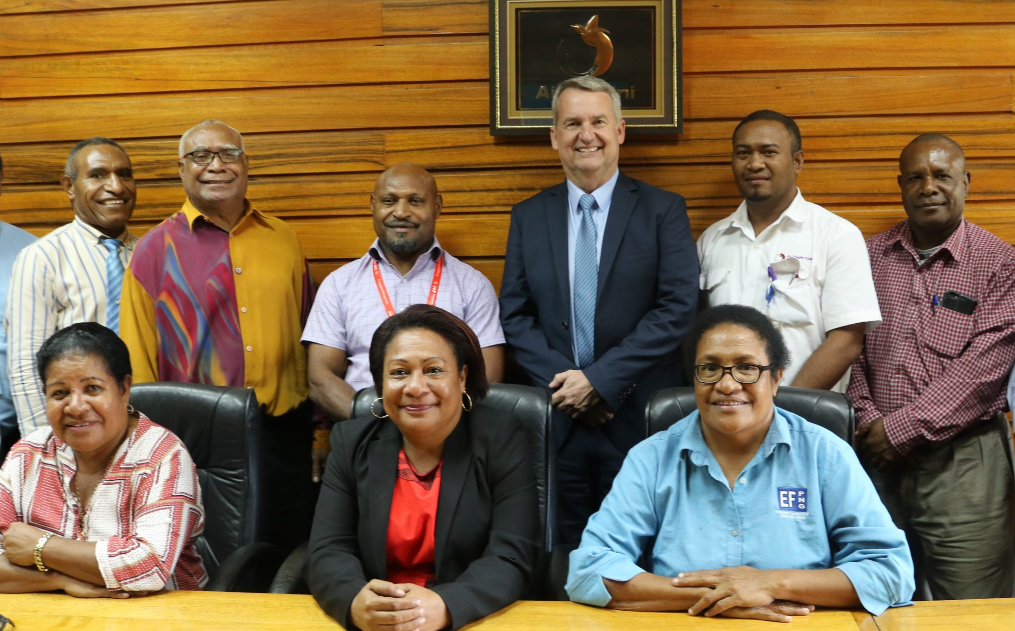 Air Niugini renews Employees Association awards agreement