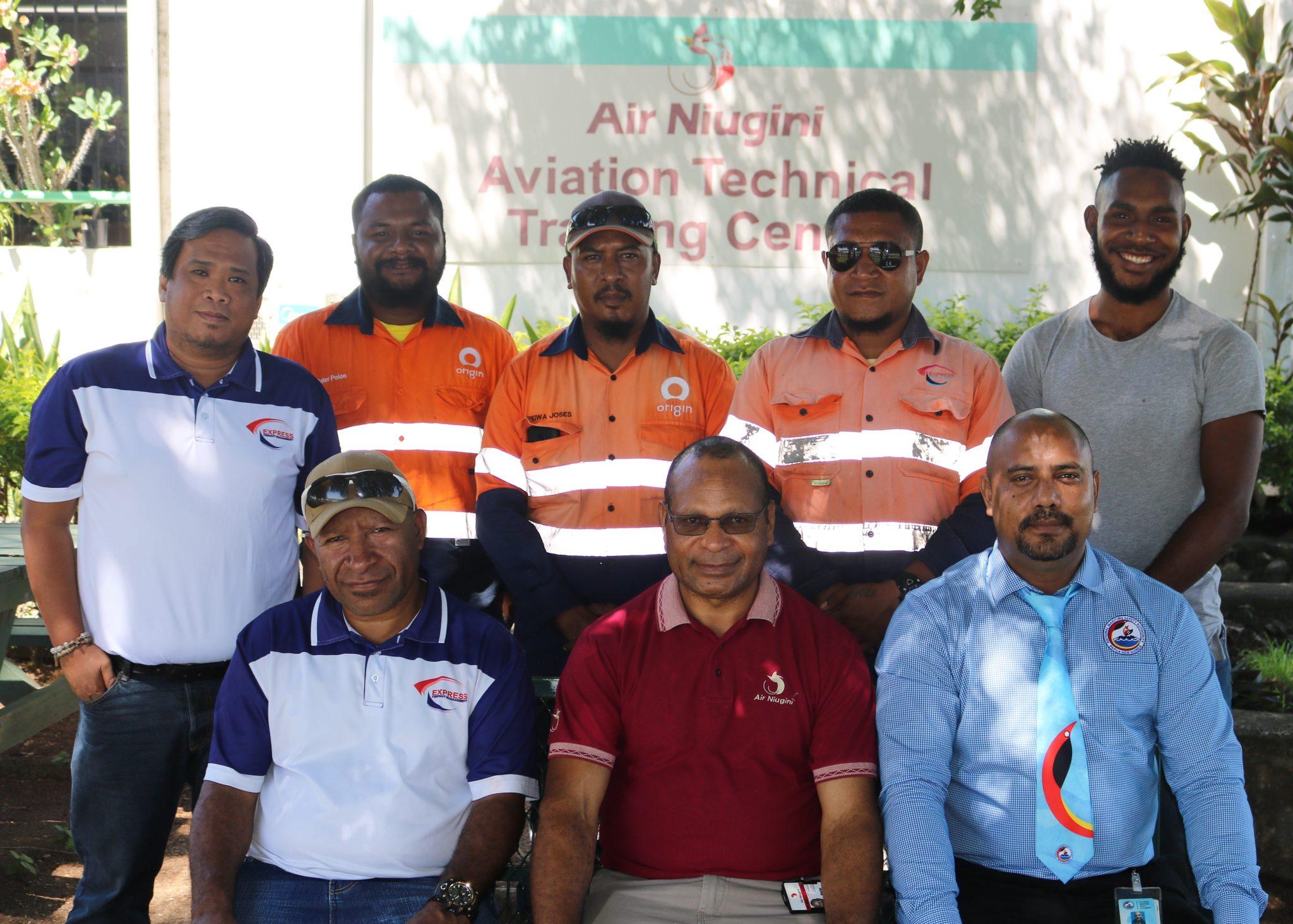 Air Niugini Offers Training On International Maritime Dangerous Goods
