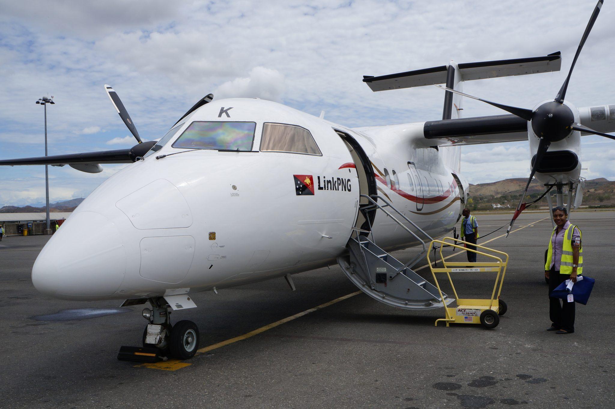 Air Niugini Resumes Flights To Buka