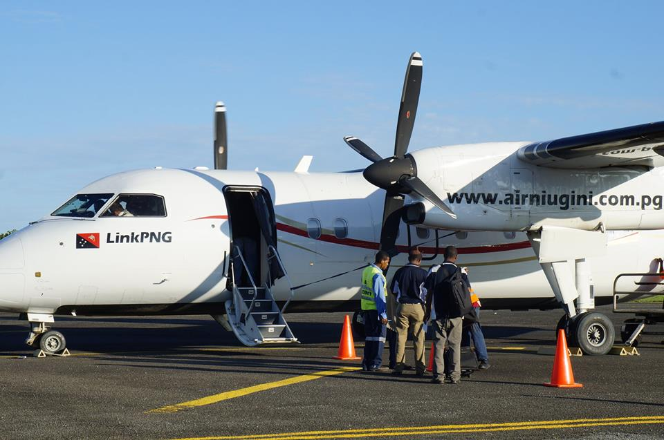 Link PNG and PNG Air To Drive Lower Airfares And Create Aviation History