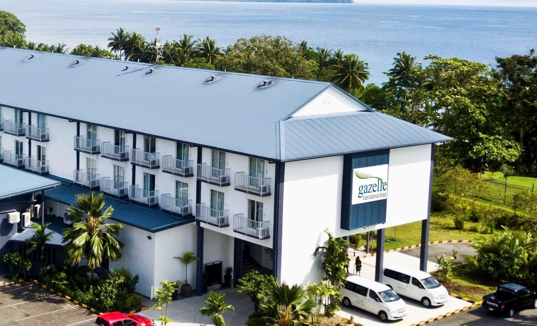Air Niugini Destinations Loyalty Program Partners With Gazelle International Hotel