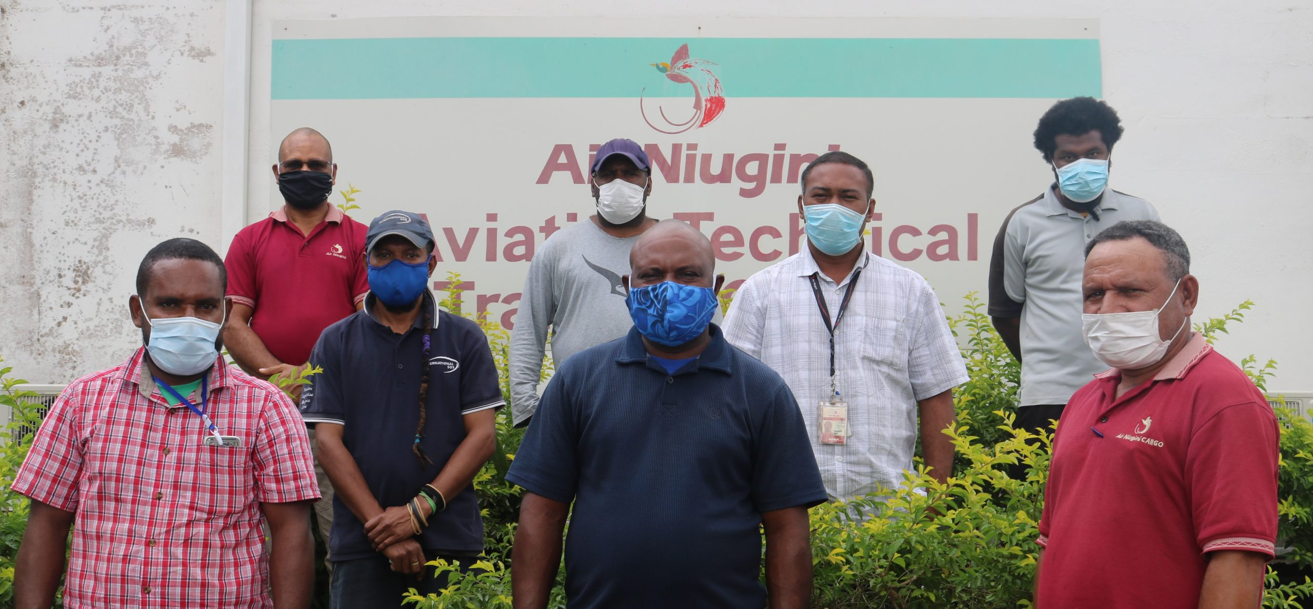 Air Niugini continues to offer Dangerous Goods Training to external customers