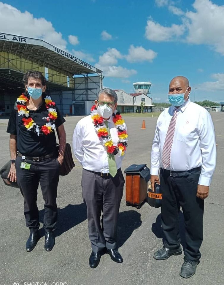 Air Niugini Board Thanks All Staff For Their Efforts