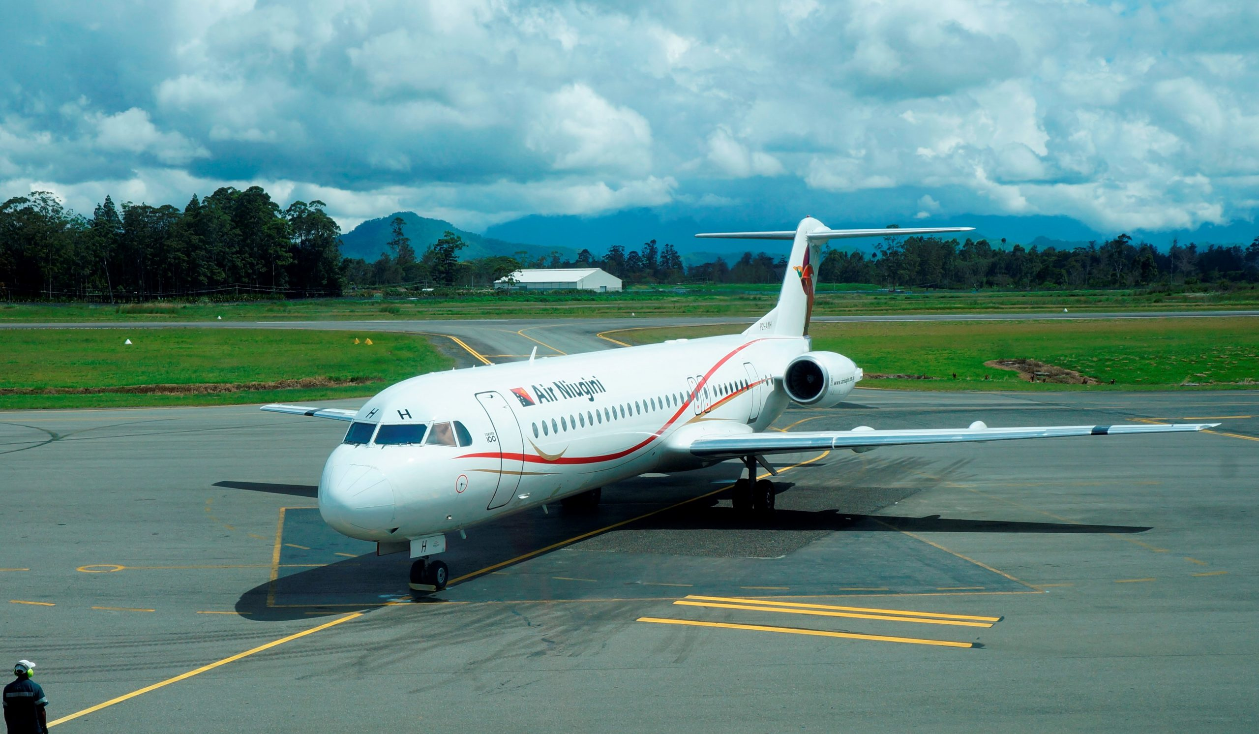 Air Niugini Resumes Jet Services To Mount Hagen