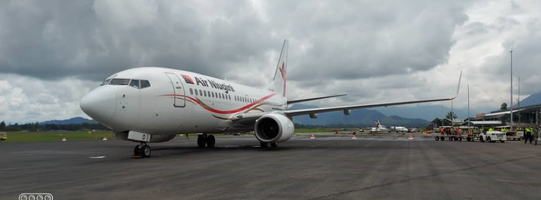 Air Niugini Upgrades And Increases Flight During The Peak Travel Period