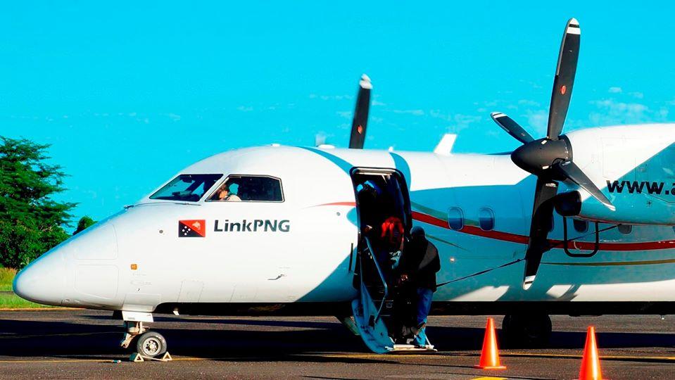 RESUMPTION OF LINK PNG FLIGHTS TO WAPENAMANDA